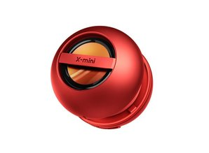 X-mini Kai2 bluetooth speaker Red