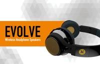 Bluetooth headphone + minispeakers