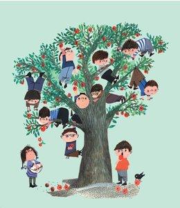 Fiep Westendorp Fototapete Apple Tree