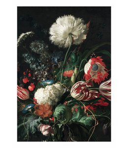Fototapete Golden Age Flowers 1