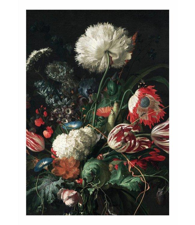 Fototapete Golden Age Flowers 1, 194.8 x 280 cm