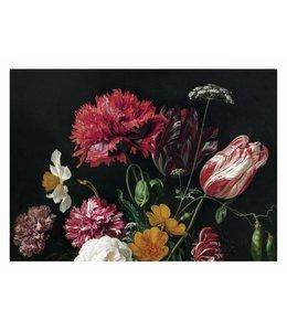 Fototapete Golden Age Flowers 2