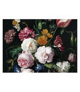 Fototapete Golden Age Flowers 3
