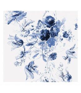 Fototapete Royal Blue Flowers 3