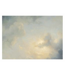 Fototapete Golden Age Clouds