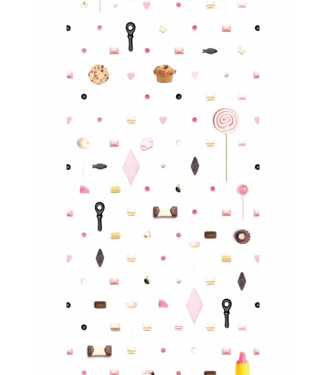 Tapete für Kinderzimmer Mixed Candy