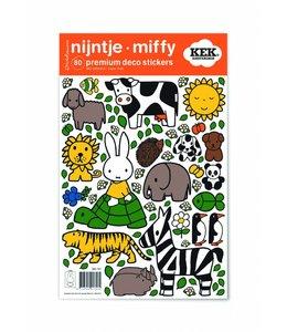 Nijntje / Miffy Miffy riding on turtle