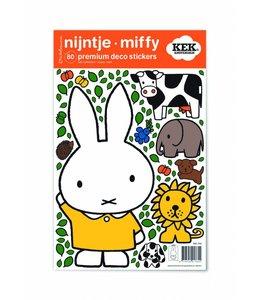 Nijntje / Miffy Miffy with animals