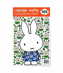 Nijntje / Miffy Miffy with Blue flower dress