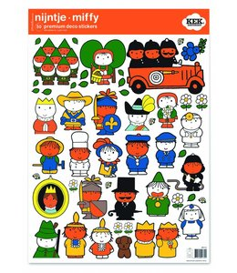Nijntje / Miffy Various characters
