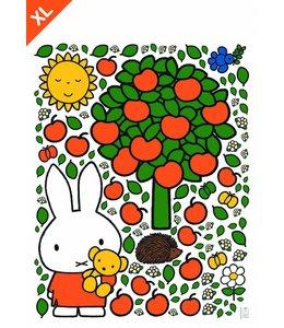 Nijntje / Miffy Miffy apple tree XL