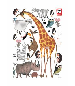 Fiep Westendorp Animals (XL)