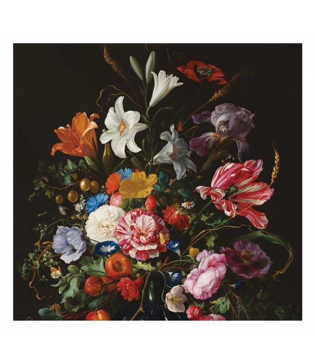 Fototapete Golden Age Flowers 5, 292.2 x 280 cm