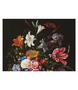 Fototapete Golden Age Flowers 5