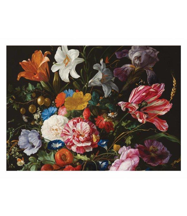 Fototapete Golden Age Flowers 6, 389.6 x 280 cm