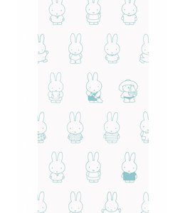 Dick Bruna Miffy tapete Various, Mint