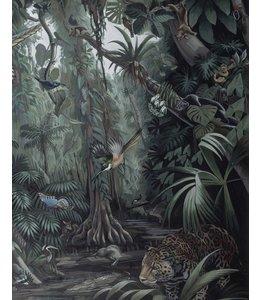 Tapetenpaneel Tropical Landscape