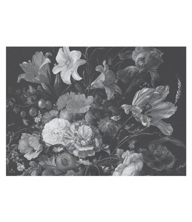 Fototapete Golden Age Flowers, 389.6 x 280 cm