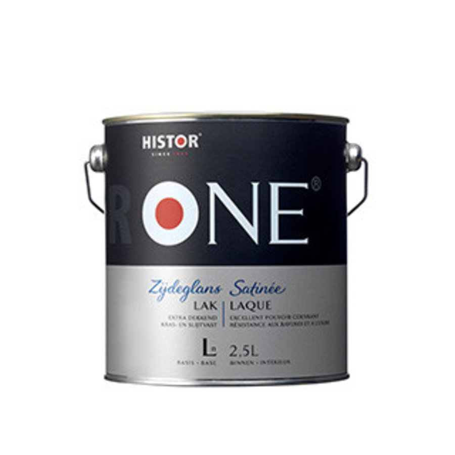 Histor One - Acryl Lak - Zijdeglans