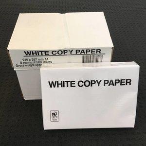 Levering uit voorraad Kopieerpapier A4 500 vel 210x297mm