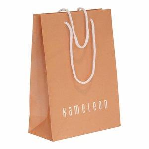 Luxe papieren tassen 24x9x35cm (A4+)