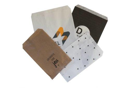 Geschenkverpakking met eigen logo bedrukt