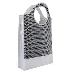 """Levering uit voorraad Non woven tas """"Pisa""""  35x10x56cm"""