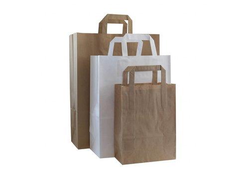 Budget papieren tassen