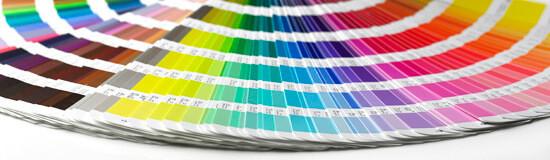 RGB, CMYK, PMS? Waar staat het voor en wat gebruiken we wanneer?
