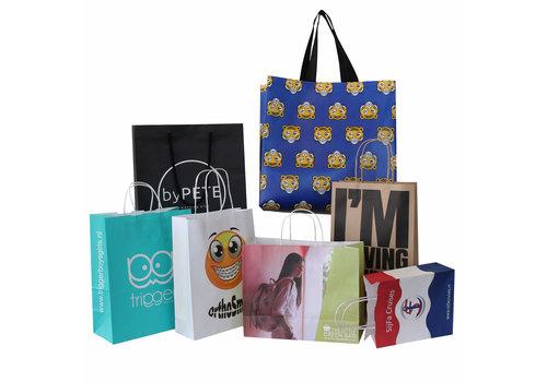 Bedrukte tassen met eigen logo
