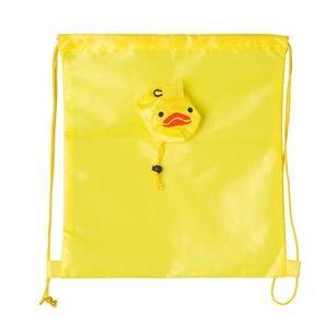 Opvouwbare RUG tas op opbergzakje van eendmotief