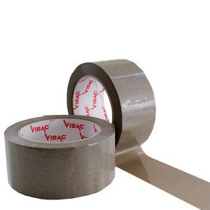 Levering uit voorraad Tape PVC 48mmx66mtr bruin