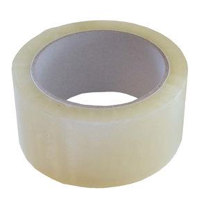 Tape PVC 48mmx66mtr transparant