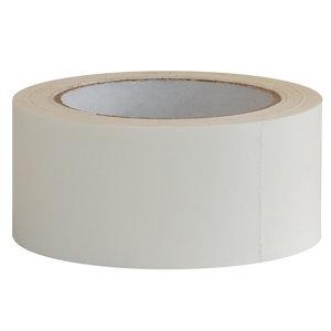Milieuvriendelijke tape wit ECO papier 50mmx50m