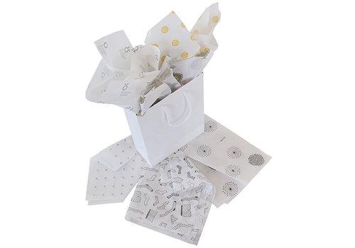 Vloeipapier bedrukken