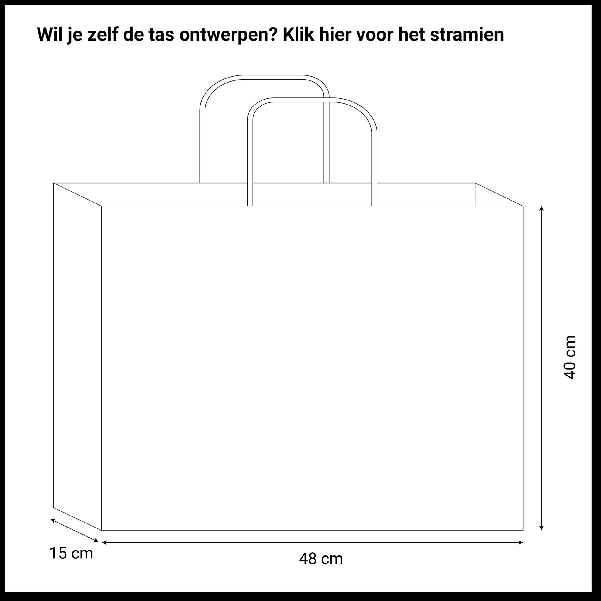 tekening 48x15x40cm