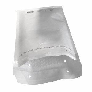 Levering uit voorraad 100x bubbel envelop G Wit A4