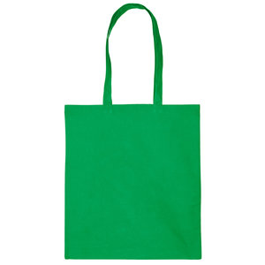 Levertijd ca 3 werkdagen Katoenen tas Gras Groen 38x42cm