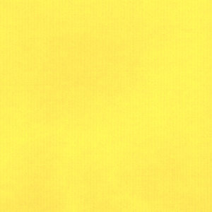 Levertijd ca 3 werkdagen Inpakpapier Geel 50cm x 125mtr