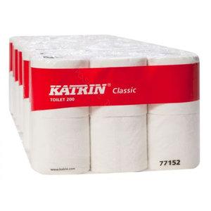 Levering uit voorraad Toiletpapier Katrin 2-laags 200 vel (48 rol)