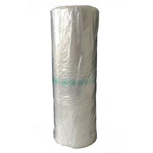 Levering uit voorraad 300x kledinghoes plastic 60/20x150cm