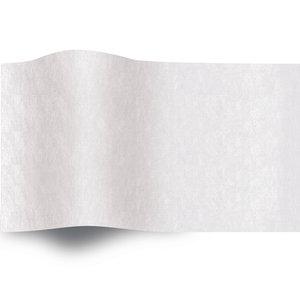 Levering uit voorraad Vloeipapier 50x70cm helder wit