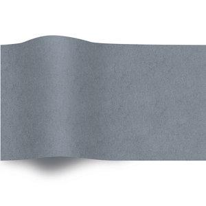 Levering uit voorraad Vloeipapier 50x70cm grijs