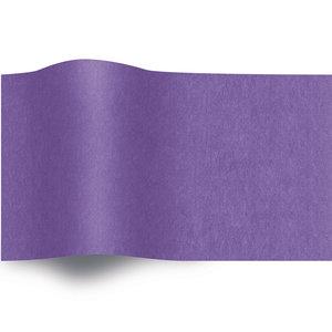 Levering uit voorraad Zijdepapier gekleurd 50x70cm paars