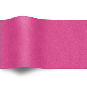 Levering uit voorraad Zijdepapier gekleurd 50x70cm fuchsia