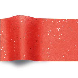 Levering uit voorraad Vloeipapier 50x76cm Gemstone rood