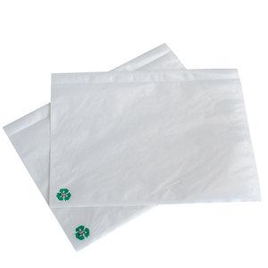 Levering uit voorraad 1000x paklijstenveloppen ECO Blanco A5