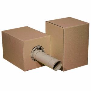 Levering uit voorraad Opvulmateriaal Papier Box Small 80 grs