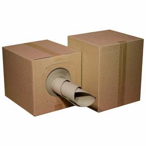 Levering uit voorraad Opvulmateriaal Papier Box XXL 80 grs