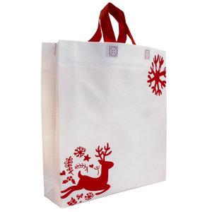 Levering uit voorraad Big shopper Kerst Rudolph